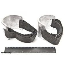 Грузик САР изогнутый для лодыжки (пара) 0,5 кг каждый Для подводной охоты Сарган